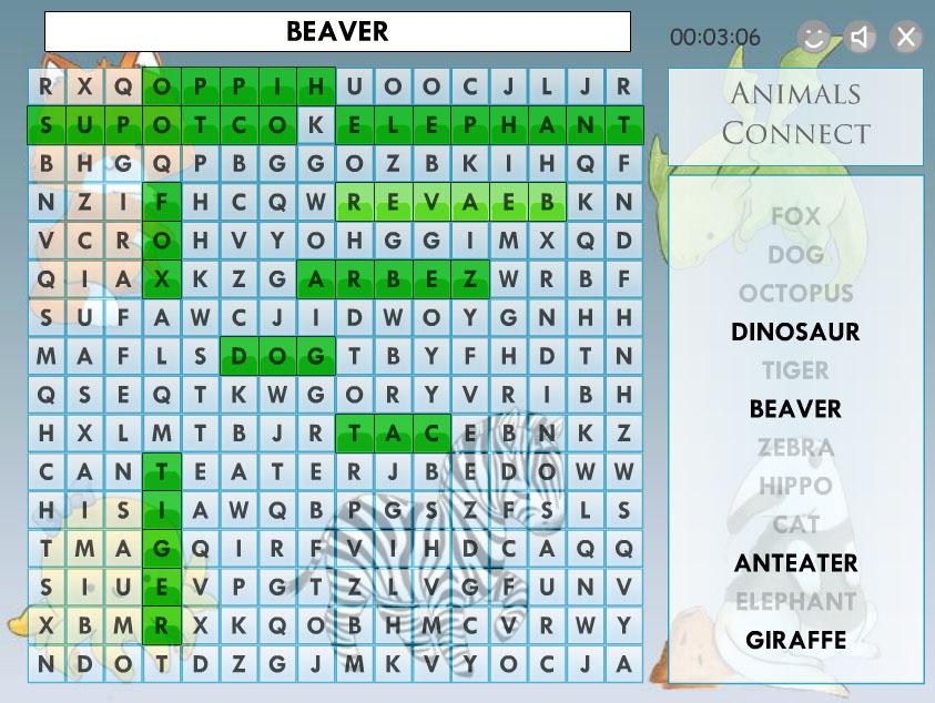 İngilizce Hayvanlar Alemi