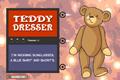 Teddy Sevimli Ayıcık Giydirme Oyunu