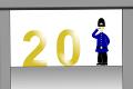 11den 20ye Kadar İngilizce Sayalım