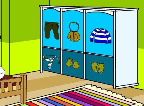 İngilizce Kıyafetler- My clothes